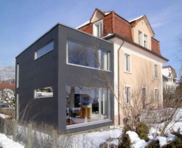 wwb architekten ag. Black Bedroom Furniture Sets. Home Design Ideas